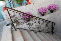 Balustrada fier forjat model BORDEAUX