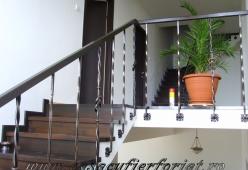 Balustrada fier forjat model BORGO