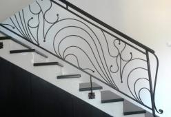 Balustrada fier forjat model VALENCIA
