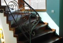 Balustrada fier forjat model KIEV