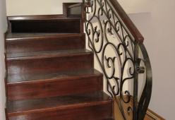 Balustrada fier forjat model CORFU