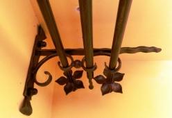 Galerie fier forjat model  5