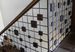 Balustrada fier forjat model TASSOS