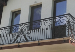Balustrada balcon model KOBLENZ