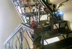 Balustrada fier forjat model RUST
