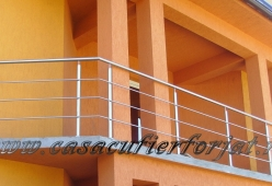 Balcon inox model 05