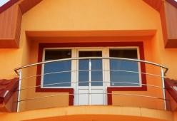 Balcon inox model 07