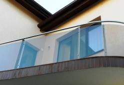 Balcon inox model 09