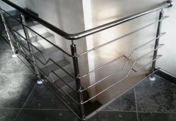 Balustrada inox model 12