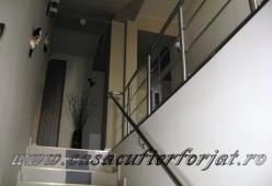 Balustrada inox model 13