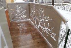Balustrada balcon sau terasa DP model ARTAR