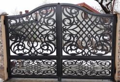 Porti din tabla decupata model BRESCIA