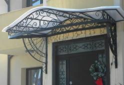 Copertina fier forjat model 22 ISTANBUL