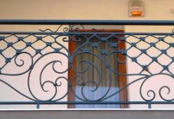 Balustrada balcon fier forjat model VIENA