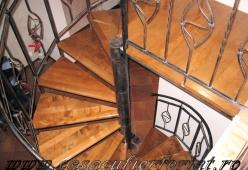 Balustrada fier forjat model OSLO